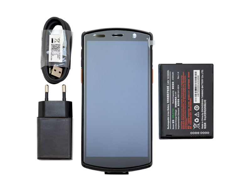 ТСД Urovo DT50 / DT50-SH3S9E4F01 / Android 9.0 / 2D Imager / Honeywell N6603 (soft decode)